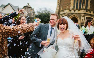 St. David's Hotel Wedding Photographs, Cardiff