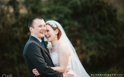 Wedding Photographs at Priston Mill