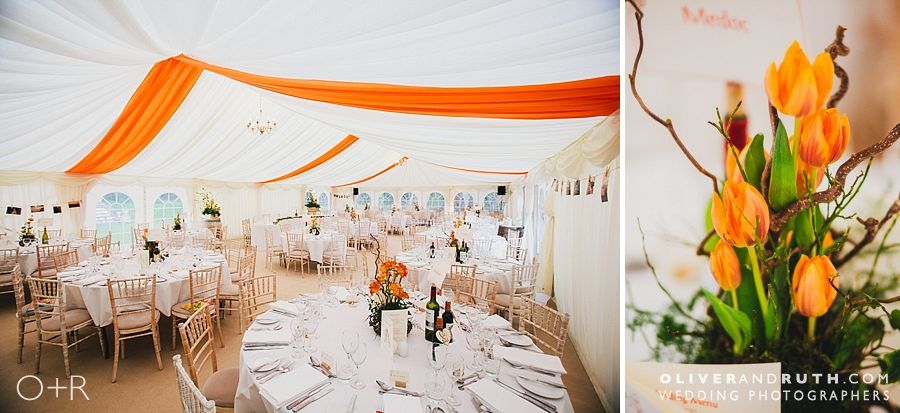 Pencoed House Marquee