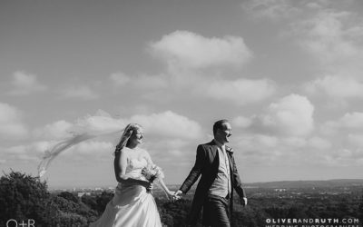 Wedding Photography at The New House Country Hotel, Cardiff