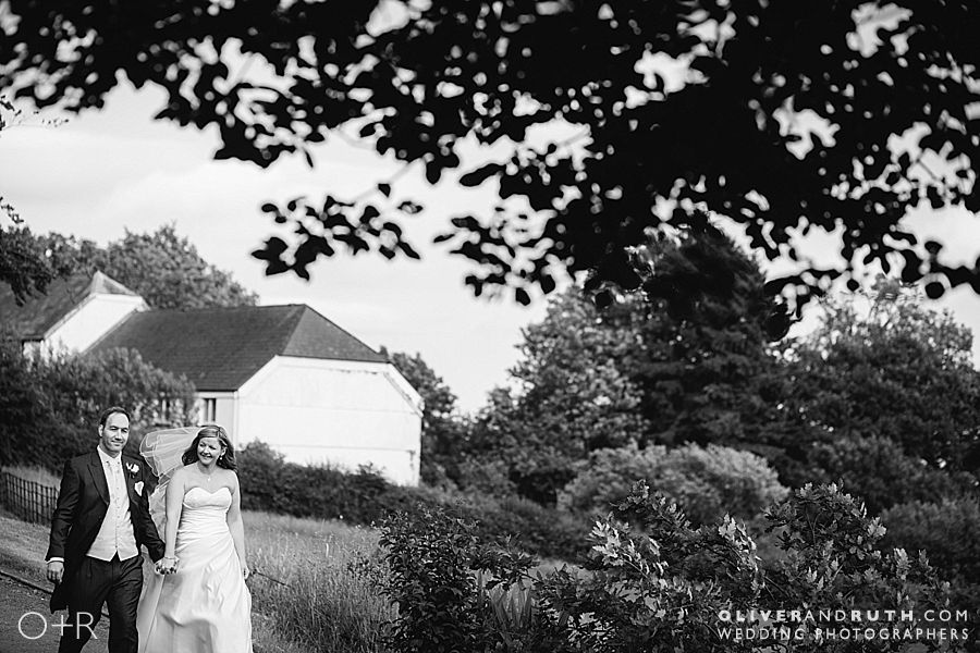 Wedding Photography At The New House Country Hotel