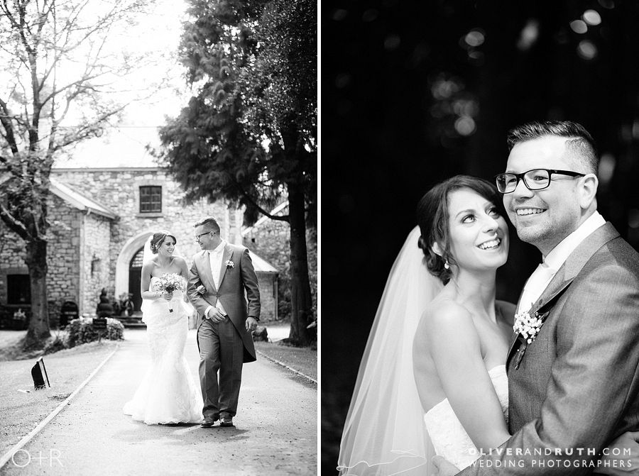 Pencoed House wedding photograph