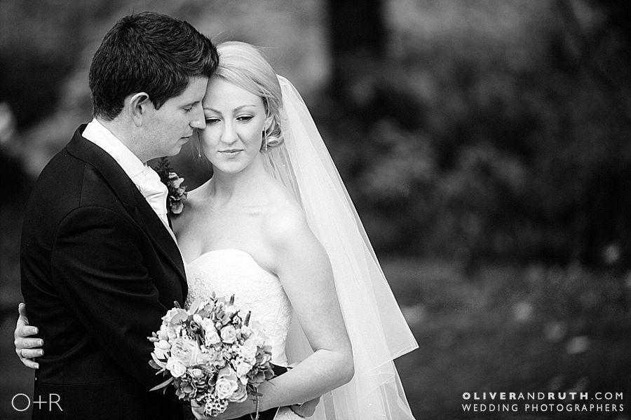 Miskin Manor wedding photograph