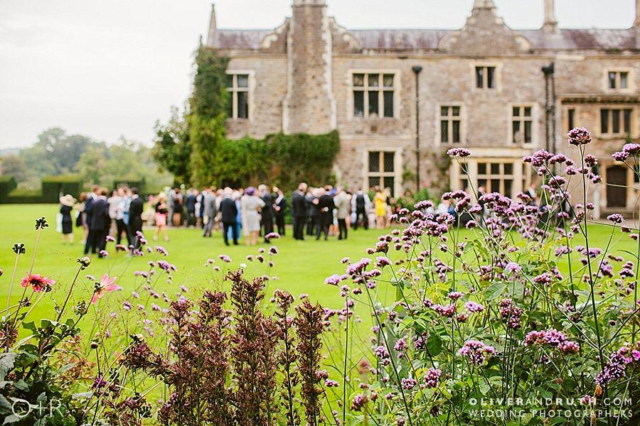 Miskin Manor wedding reception
