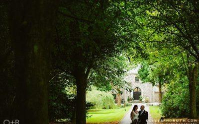 Wedding Photography at Pencoed House