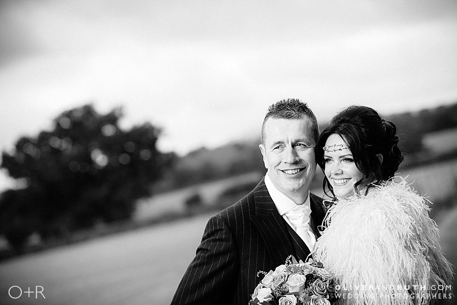 Llansantffraed Court Wedding Photograph