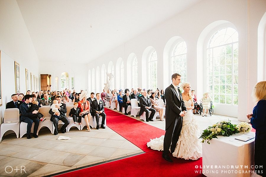 Margam Orangery Wedding Photographs