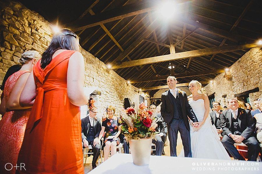 Pencoed House wedding ceremony