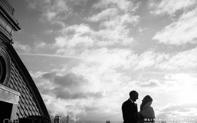 Wedding at the London Corinthia Hotel