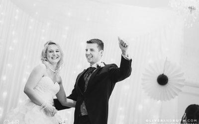 Coed-Y-Mwstwr Wedding