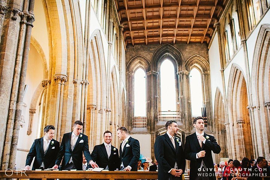 Llandaff Cathedral Wedding
