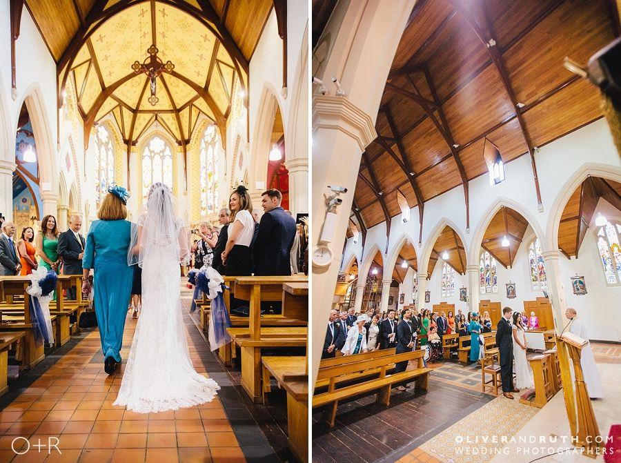 St Peters Church, Cardiff wedding