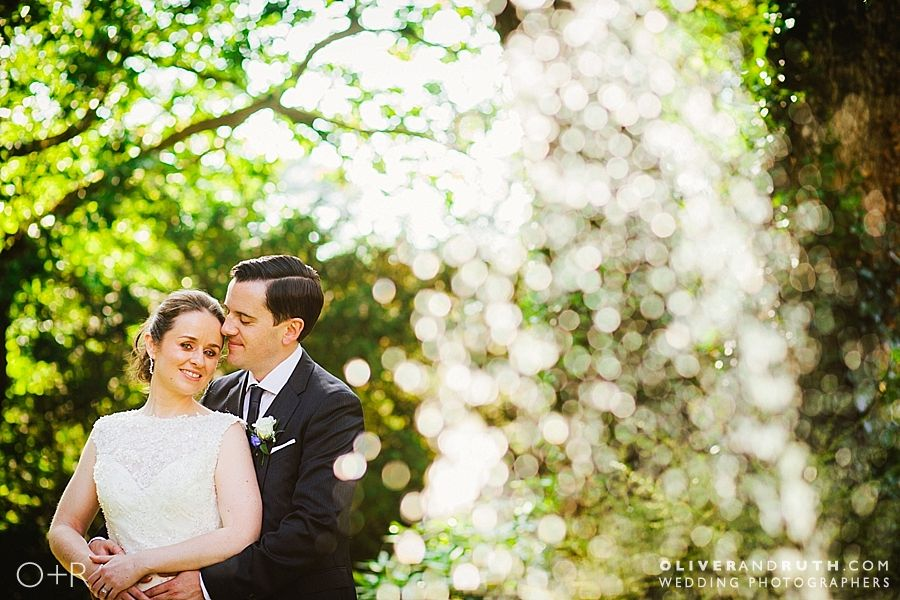 Wedding Photographs at Fairy Hill, Gower