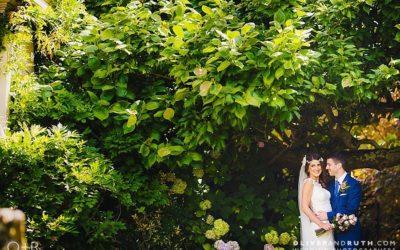 Wedding at Glangrwyney Court