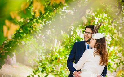Wedding at Dewsall Court, Hereford