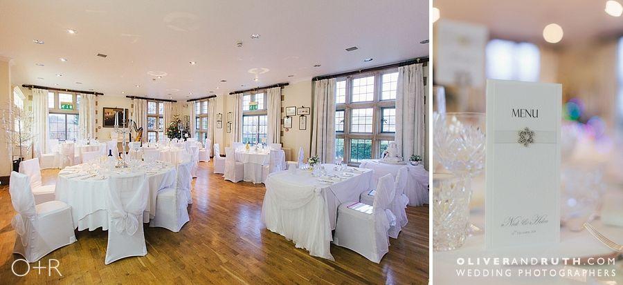 Sweetheart table at Llangoed Hall wedding