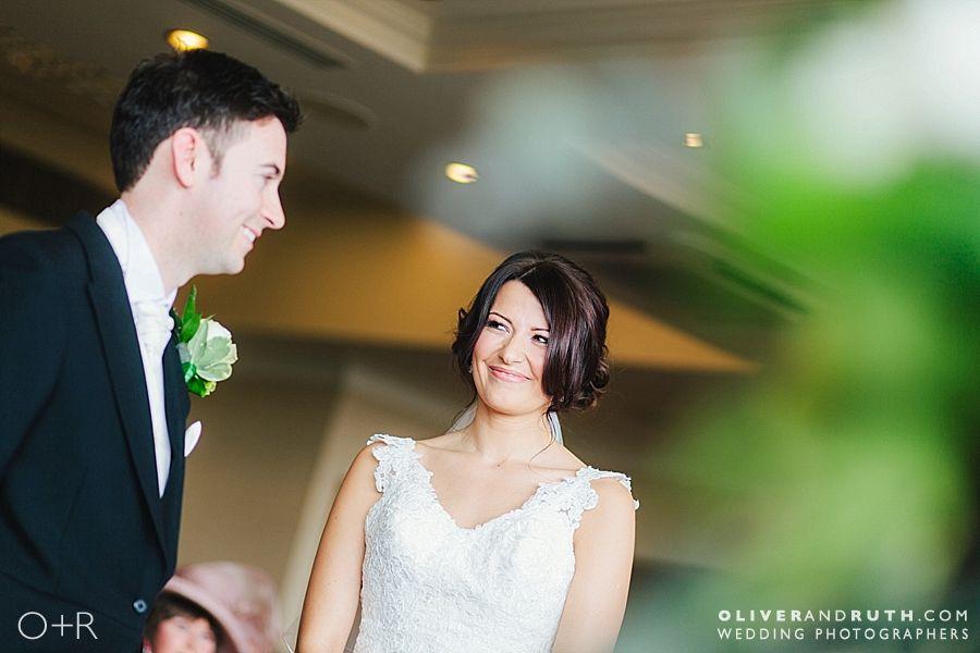 Celtic Manor wedding ceremony