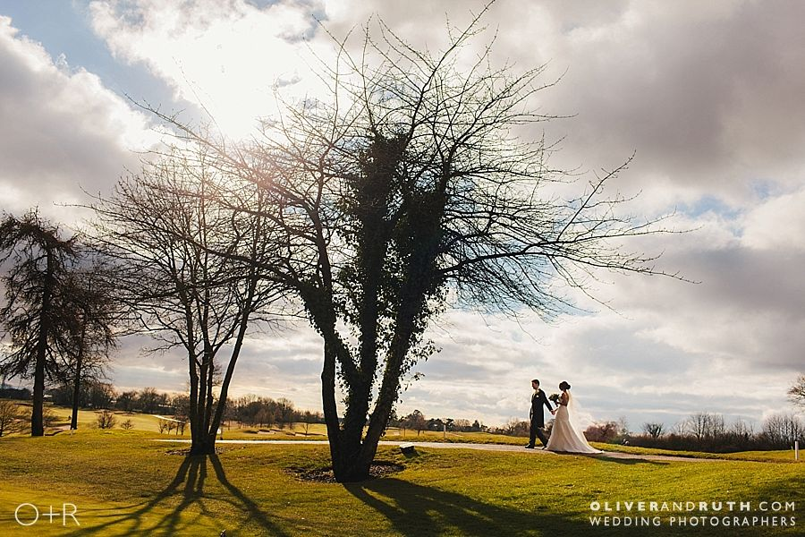 Valentines Day Wedding at The Celtic Manor