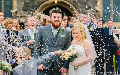 Wedding at the Pencoed House Estate