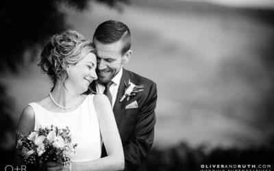 Wedding at Llechwen Hall