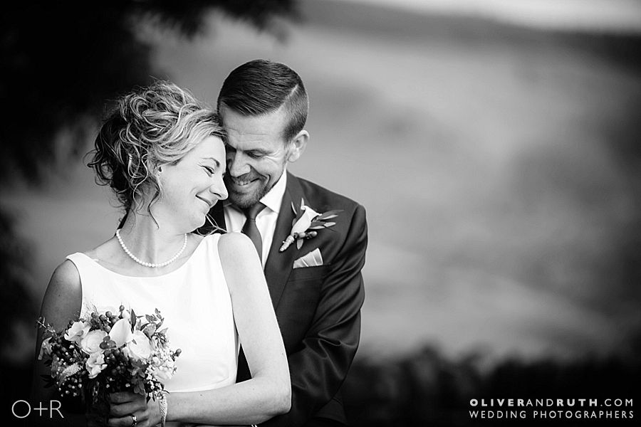Wedding at Llechwen Hall