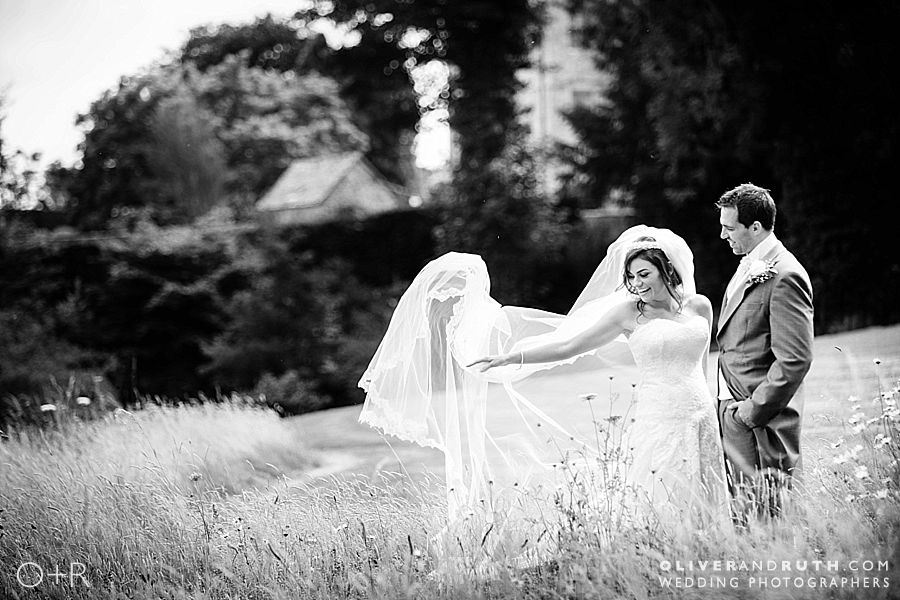 Lords of the Manor Wedding, Gloucestershire