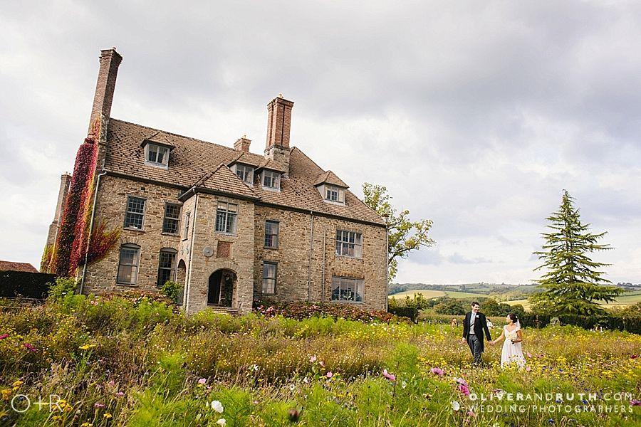 Llangoed Hall Wedding Photographs