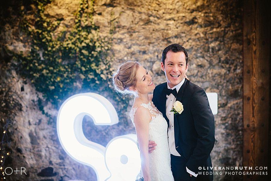 Wedding Photographs at The Corran Resort