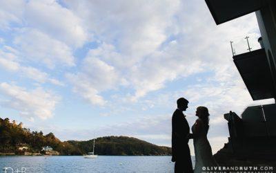 Salcombe Harbour Hotel Wedding