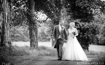 Glangrwyney Court Wedding