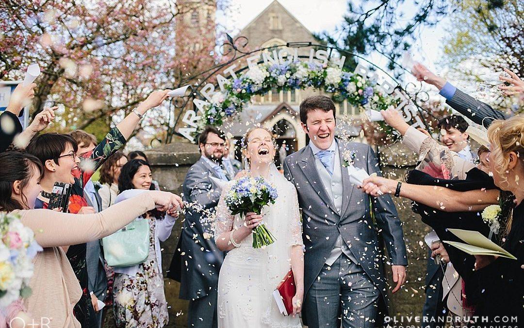 Glen Yr Afon Wedding Photographs