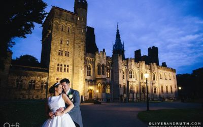 Cardiff Castle Wedding