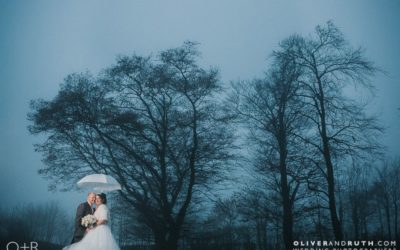 Celtic Manor Winter Wedding