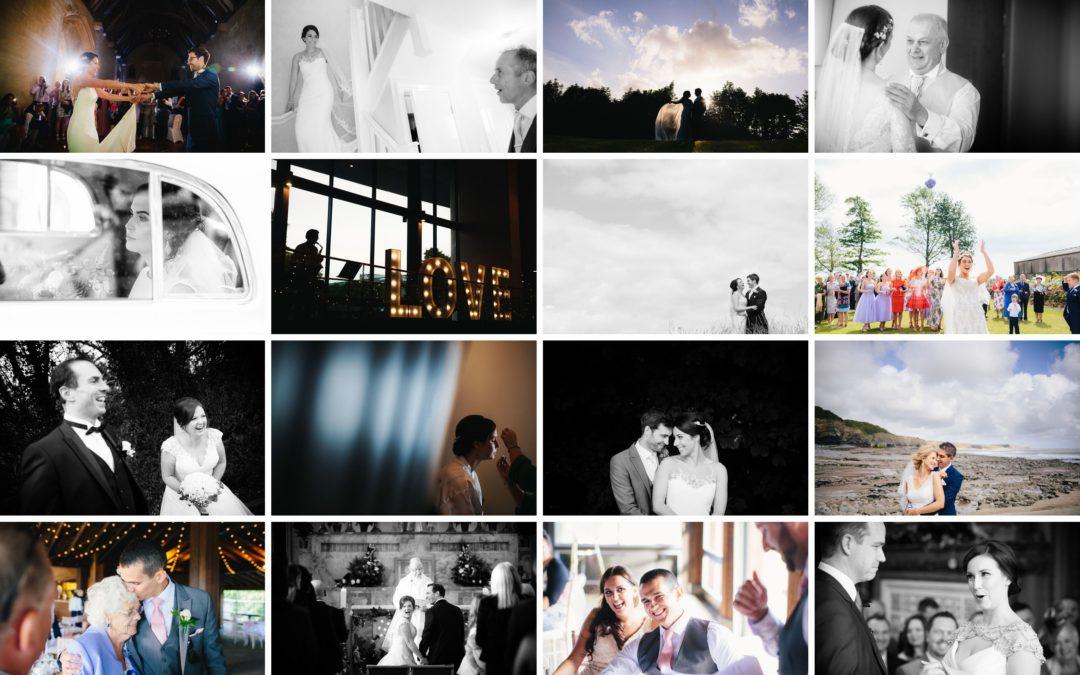 Best Wedding Photographs of 2016
