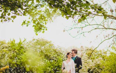 Dewsall Court Wedding, Herefordshire