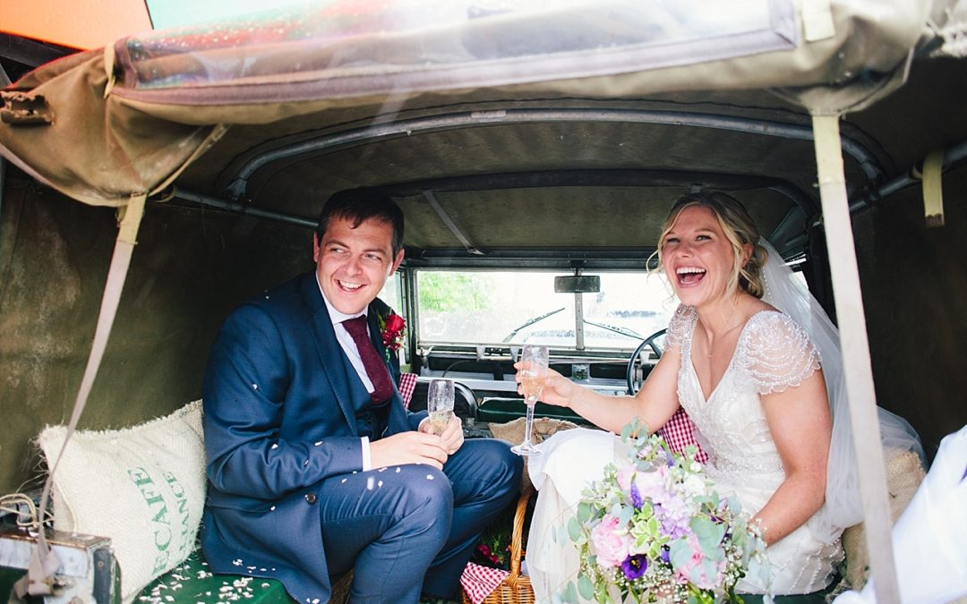 Rustic Wedding in Monmouthshire