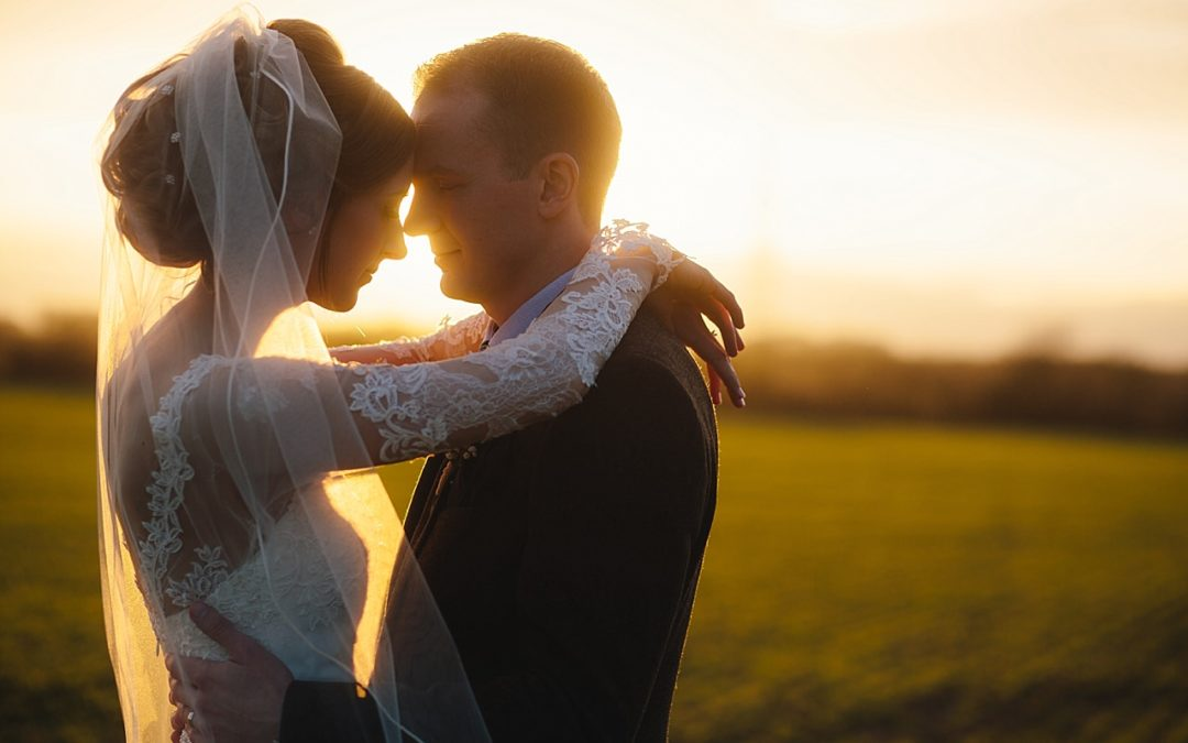 Shustoke Barn Wedding, Warwickshire