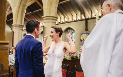 St Tewdrics Wedding, Monmouthshire