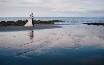 Wedding at St Donat's Castle